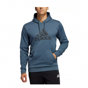 40% off adidas Men's Badge of Sport Game and Go Pullover Hoodie @ Macy's