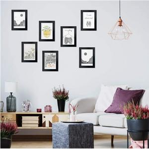 Giftgarden 相框7個 4x6 @ Amazon