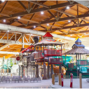 Up to 61% off Great Wolf Lodge @Groupon
