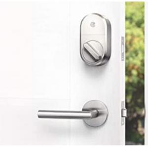 Amazon - August Smart Lock 橋接器 智能門鎖套裝 ,直降$60