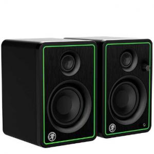 Mackie - CR-X 係列多媒體監聽音箱,專業錄音室音質和藍牙