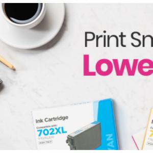 20% Off Compatible Ink & Toner @123inkjets