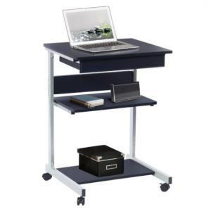 Techni Mobili Rolling Adjustable Laptop Cart $84.99 shipped