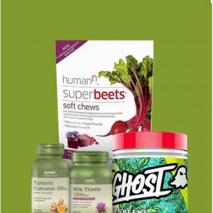 Herbs & Greens Sale @ GNC