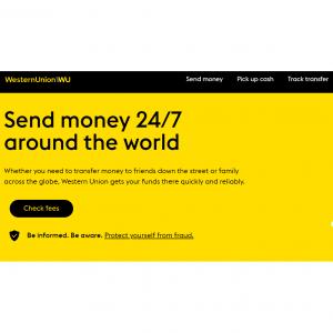 2021年最新西联汇款转账教程(流程+手续费+优惠+限额),网上汇款指南!