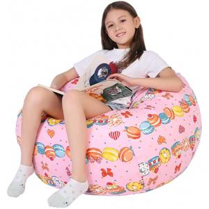 Lukeight 兒童豆袋椅套 @ Amazon