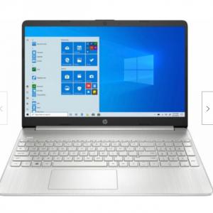 """$150 off HP 15.6"""" FHD Touch-Screen Laptop (Ryzen 7 4700U 8GB 512GB SSD) @Best Buy on eBay"""