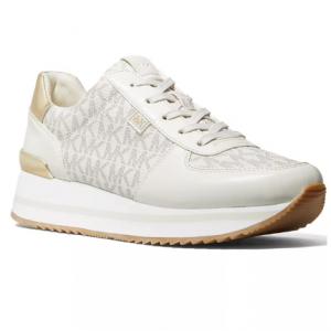 25% off Michael Kors Monique Trainer Sneakers @ Macy's