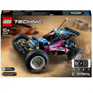 LEGO Technic 科技係列 遙控越野車 (42124) @ Zavvi