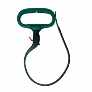 Southwire 2 in. Reusable Heavy-Duty Clamp Cable Tie in Green @ Home Depot