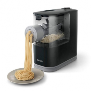 Philips HR2371/05 Compact Automatic Pasta and Noodle Maker Black Open Box @ Walmart
