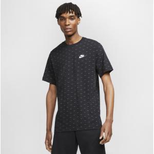 Foot Locker官網 Nike Swoosh小標滿印T恤6折熱賣