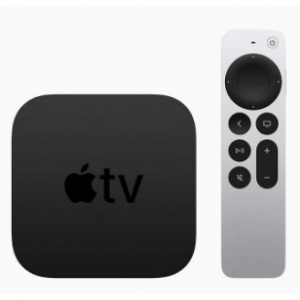 Apple TV 4K 64GB 智能電視盒子最新版 $189.99