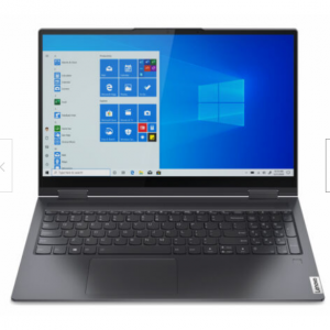 "$390 off Lenovo Yoga 7i 15.6"" FHD Touch Laptop (i7-1165G7 16GB 1TB SSD) @eBay"