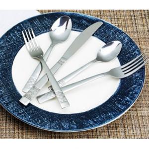 Mainstays 不鏽鋼餐具20件套