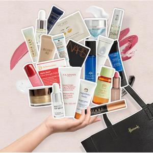 Beauty Offer  (La Mer, CHANEL, La Prairie, CPB, Estee Lauder, HR, YSL, Guerlain, SUQQU) @ Harrods