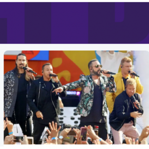 Backstreet Boys Tickets from $50 @StubHub
