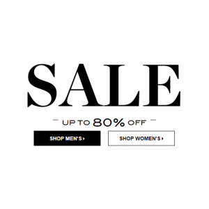 Up To 80% Off Sale Styles @ MATCHESFASHION