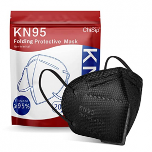 ChiSip KN95 Face Mask 20 PCs @ Amazon