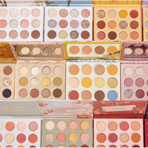 All 12 Pan Palettes Only $12 @ Colourpop Cosmetics