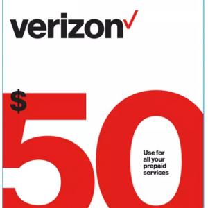 Target - Prepaid手机储值卡,买$50享$5减免优惠