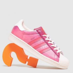 Size.co.uk官網獨家 adidas Originals Romeo & Juliet Superstar 貝殼頭板鞋6.3折熱賣