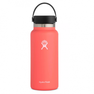 Hydro Flask Wide Mouth Stainless Steel Water Bottles (Various Colors) @ Dicks Sporting Goods
