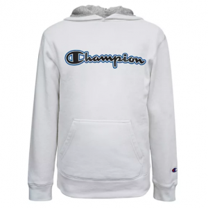 Champion® Boys Script Fleece Hoodie @ Kohl's