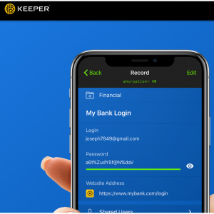 Keeper Security - 隐私保护:Keeper Unlimited,6折