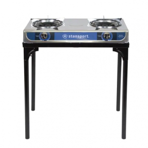 StanSport  Portable Dual Fuel Camp Stove @ Home Depot