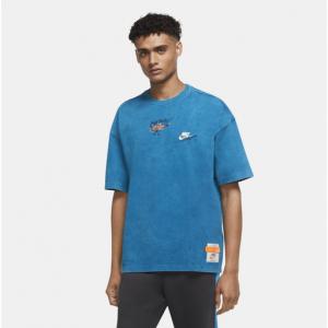 Foot Locker官網 Nike Wash Drip男款休閑T恤5折熱賣