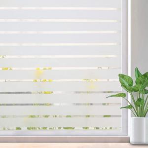 Viseeko Privacy Window Film, 17.5 x 78.7Inches @ Amazon
