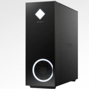 $145 off OMEN 25L DESKTOP GT12-1335QD PC (RTX 3060 i5-114001 8GB 512GB) @HP