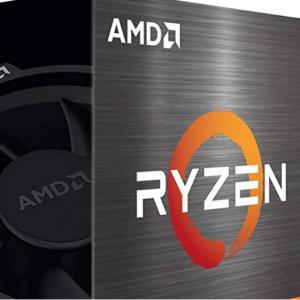 Amazon - AMD Ryzen 5 5600X 6C12T 處理器 帶Wraith Stealth散熱器