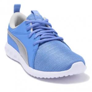 Nordstrom Rack官網 PUMA Carson 2 Glitz Jr大童款運動鞋2.6折熱賣