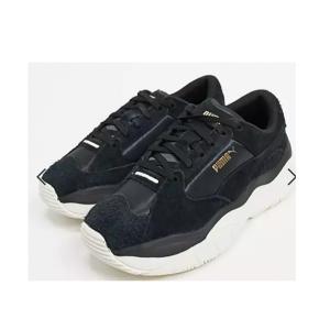 ASOS官網 Puma Storm.y女款黑色運動鞋2.5折熱賣