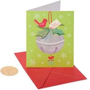 Papyrus 聖誕節賀卡20張 @ Amazon