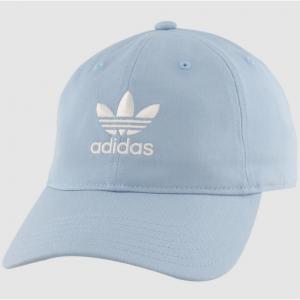 Eastbay官网 adidas Originals天蓝色棒球帽热卖