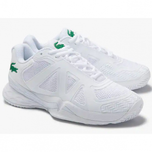 30% off Women's LC Scale Textile and Synthetic Tennis Trainers @ Lacoste Canada