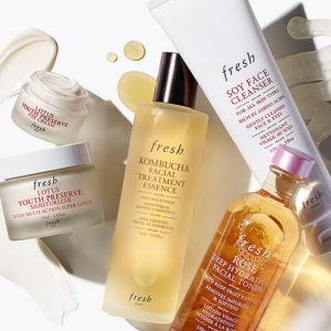 Memorial Day Sitewide Sale @ FRESH Beauty