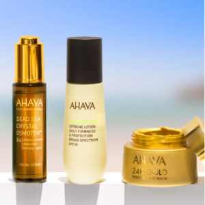 AHAVA官网全场护肤身体护理热卖 收死海泥清洁面膜 补水膏 护手霜 身体乳等
