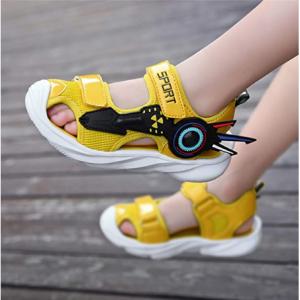 UBFEN 儿童包脚运动凉鞋 @ Amazon
