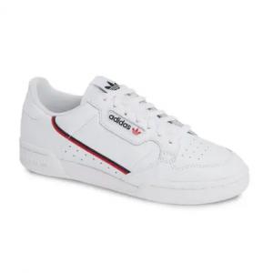 Nordstrom Rack官网 adidas Continental 80复古小白鞋4.3折热卖