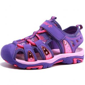 BODATU 儿童包脚运动凉鞋 @ Amazon