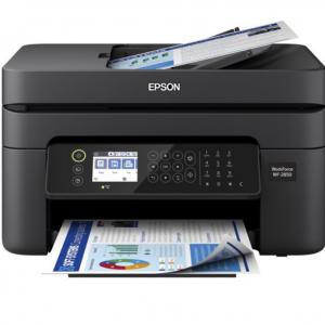 $30 off Epson WorkForce Wireless Printer w/ADF (WF-2850) @Target