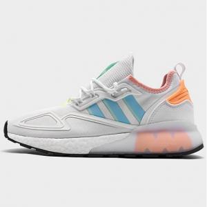 FinishLine官网Adidas Originals Zx 2k Boost 女士运动鞋优惠