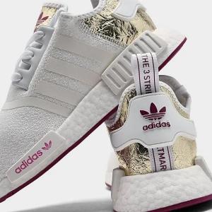 FinishLine官网精选Adidas Originals Nmd R1 女士运动鞋优惠