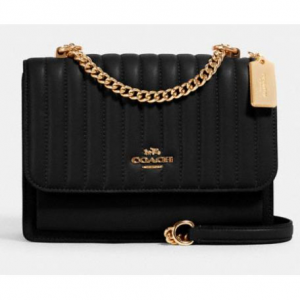 50% off Klare Crossbody With Linear Quilting @ Coach Outlet