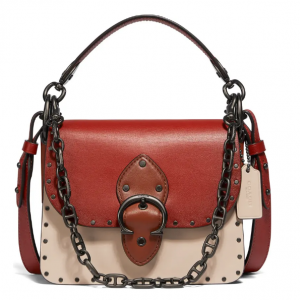 40% Off Coach Beat Colorblock Leather Crossbody Bag @ Nordstrom