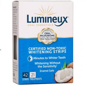 Amazon Lumineux口腔护理1日闪促 清新口气美白牙齿